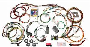 66 Mustang Wiring Harness