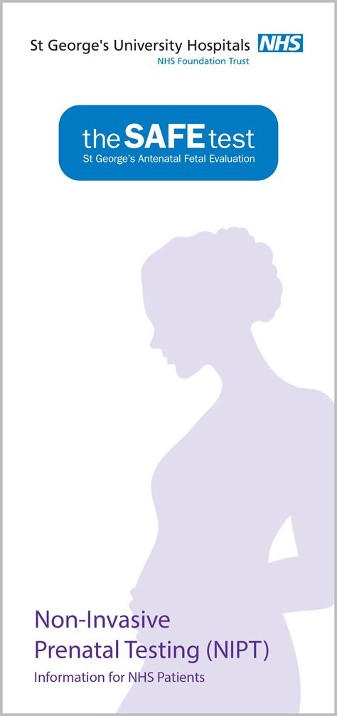 safe test non invasive prenatal testing nipt the safe test st