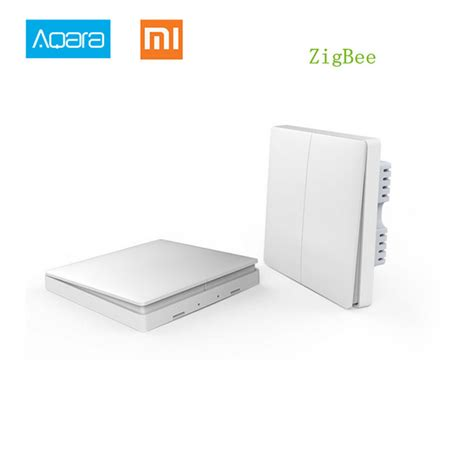 smart home light control in stock 2017 xiaomi smart home aqara smart light control