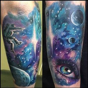 milky way galaxy tattoo - Google Search | Tattoos ...