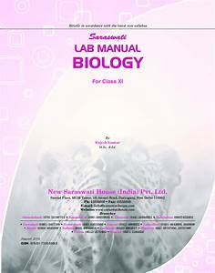Download Saraswati Lab Manual Biology Class