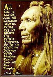 Native American code of ethics - Traditional Native Healing