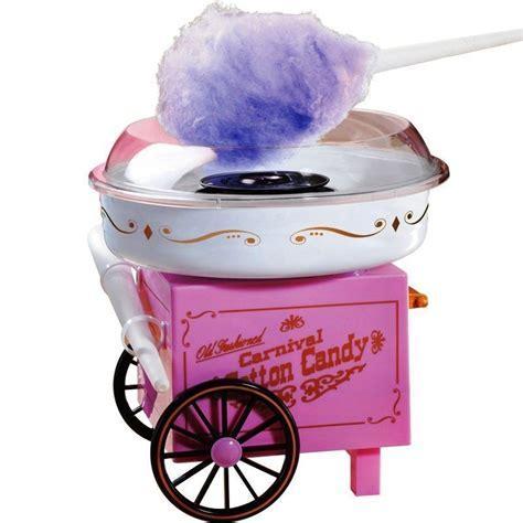 Cotton Candy Maker Mini Machine Hard Life Saver Floss
