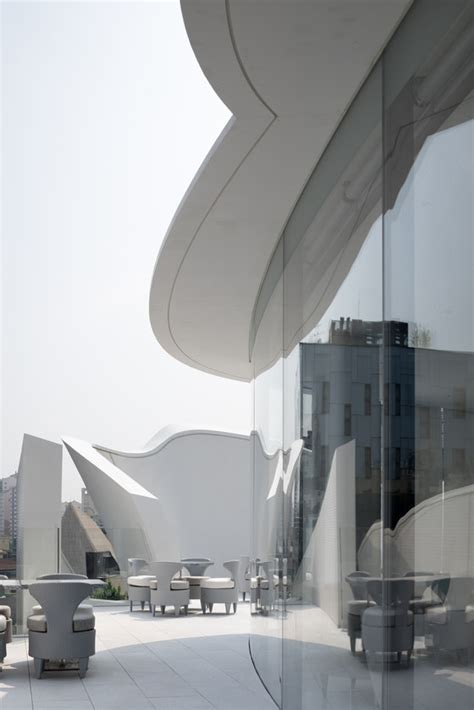 Curtain Shops Melbourne by Christian Dior Flagship In Seoul By Atelier Christian De