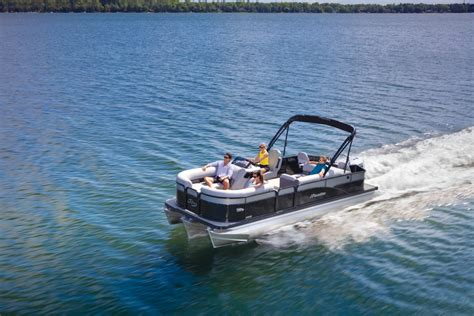 manitou oasis angler    fishing pontoon boats