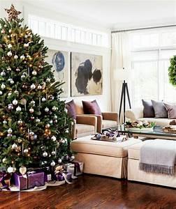 Weihnachtsbaum Geschmückt Modern : weihnachtsbaum schm cken 40 einmalige bilder zum fest ~ A.2002-acura-tl-radio.info Haus und Dekorationen