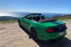 The Ford Mustang EcoBoost Convertible Is a Strange Mustang Indeed | Car in My Life