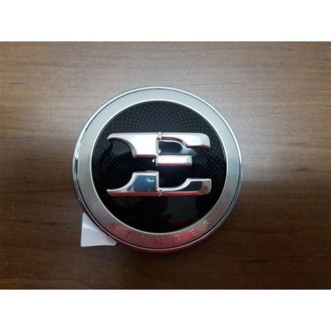 Kia E Badge by Kdm E Badge Kia Stinger