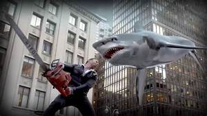 Cast for Sharknado 4 has been announced