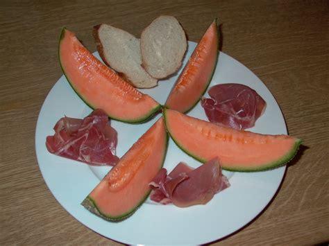 Serrano Schinken Mit Melone  Grillforum Und Bbq Www