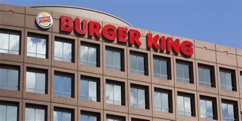 burger king bientôt troisième groupe mondial de la