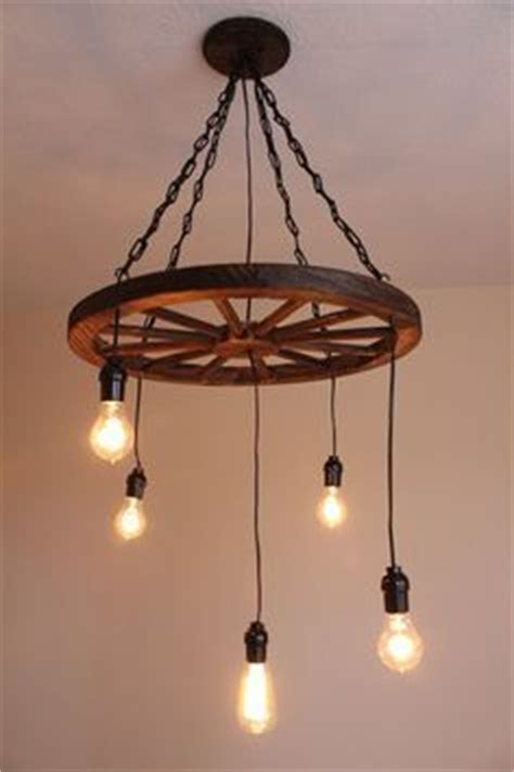 ww022 wagon wheel chandeliers with downlights light