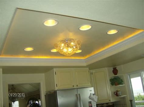 recessed ceiling crown molding crown recessed lighting and lighted crown molding yelp