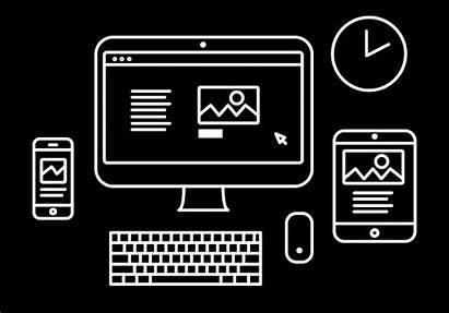 Digital Av Items Web App Development Designer