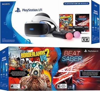 Vr Saber Beat Playstation Bundle Ps4 Borderlands