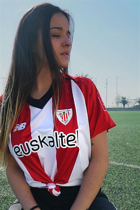 foto de Camiseta mujer primera equipación Athletic Club 2018