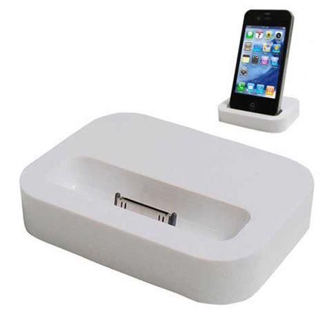 iphone dock dock station per iphone 4 4s caricabatteria da tavolo