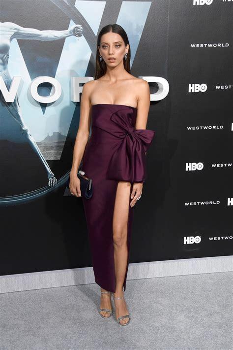 Angela Sarafyan Evening Sandals   Heels Lookbook   StyleBistro