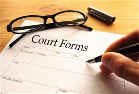 court forms services forms united states courts