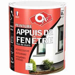 Quelle Peinture Pour Appuis De Fenetre : peinture appuis de fen tre oxi ~ Premium-room.com Idées de Décoration