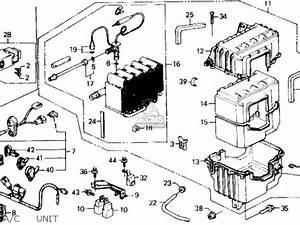 Honda Civic 1990  L  4dr Lx  Ka Kl  Parts List Partsmanual