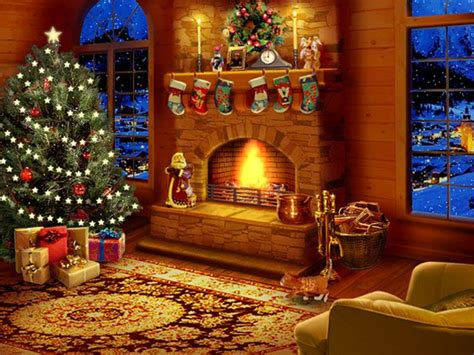 christmas screensavers night  christmas