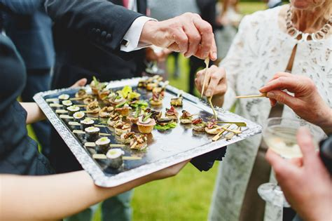 canapes   unique norfolk venues wedding