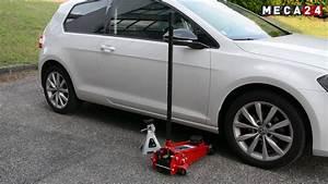Chandelle Voiture Norauto : comment mettre une voiture sur 1 chandelle youtube ~ Melissatoandfro.com Idées de Décoration