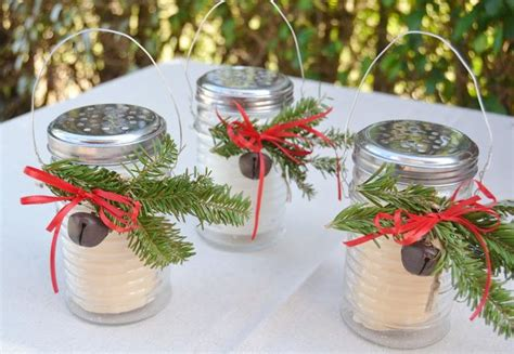 creative diy holiday candles projects