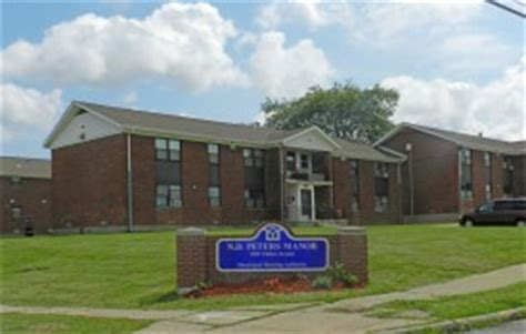 peters manor utica municipal housing authority