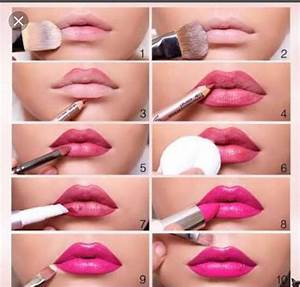 Step By Step Instructions Of 2017 U0026 39 S Biggest Makeup Trend