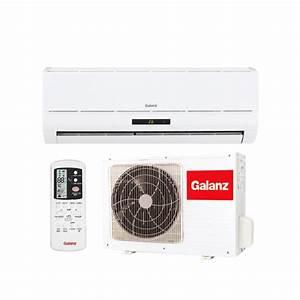 Radiateur Electrique Chaud Et Froid : climatiseur galanz cl 12000 btu 8d chaud froid mytek ~ Premium-room.com Idées de Décoration