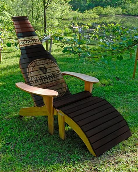 bottle chair woodworking plans to buy
