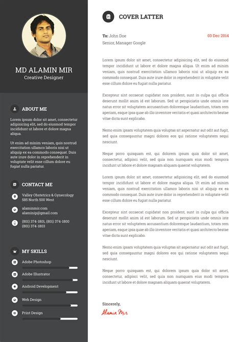 Great Cv Templates by Exle 7 I Will Design Resume Awesome Cv For You For