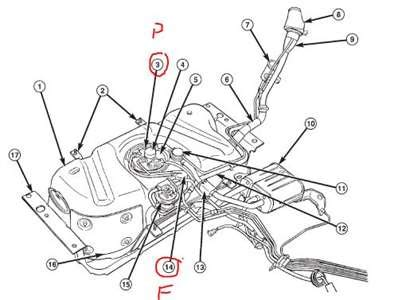 Jeep Grand Cherokee Fuel System Diagram Auto