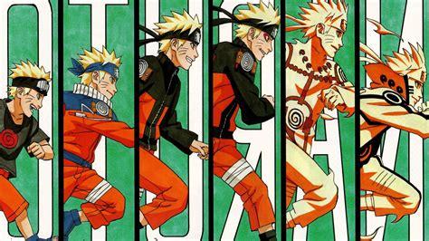 Anime, Uzumaki Naruto, Naruto Shippuuden, Panels, Running