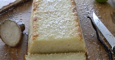 cuisiner le manioc vadrouilles gourmandes gâteau de manioc à la noix de