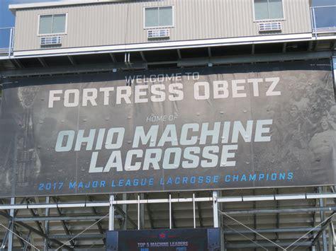 Fortress Obetz – Ohio Machine   Stadium Journey
