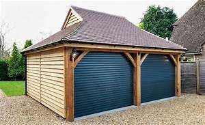 Image Gallery wooden garages