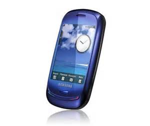 blue mobile phone samsung new blue earth mobile phone to land on sweden this