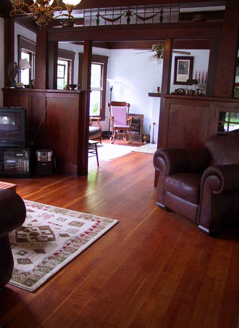 craftsman style home interiors pictures