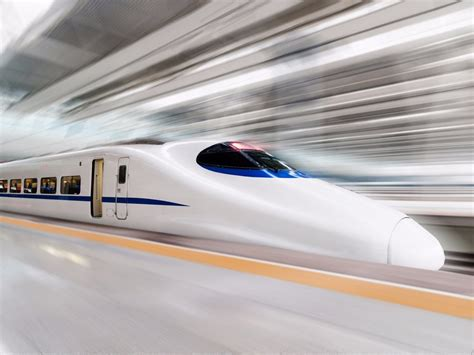 america s amtrak versus china s bullet trains business insider