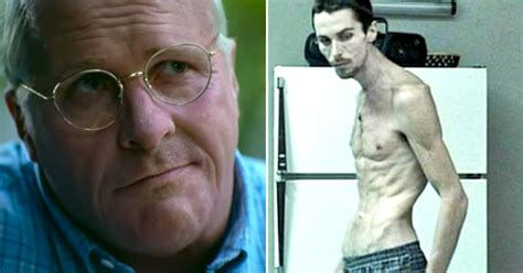 Christian Bale Looks Completely Unrecognisable Dick