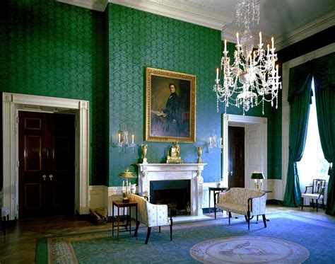 green rooms the devoted classicist jacqueline kennedy s green room