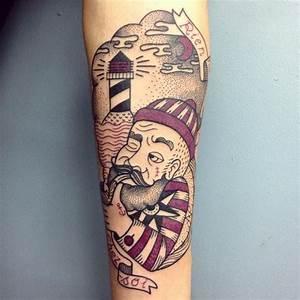 Dessin D Hirondelle Pour Tatouage : en images 20 id es de tatouage old school l 39 express styles ~ Melissatoandfro.com Idées de Décoration