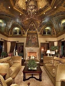 17, Beautiful, Luxury, Interior, Designs, For, Living, Rooms