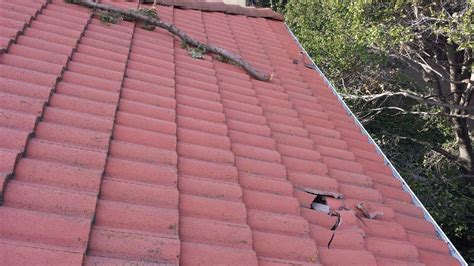 roof repair tile roof repair cost