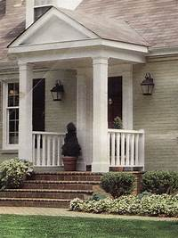 front porch plans Best 20+ Small front porches ideas on Pinterest | Small ...