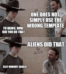 Rick and Carl Meme - Imgflip