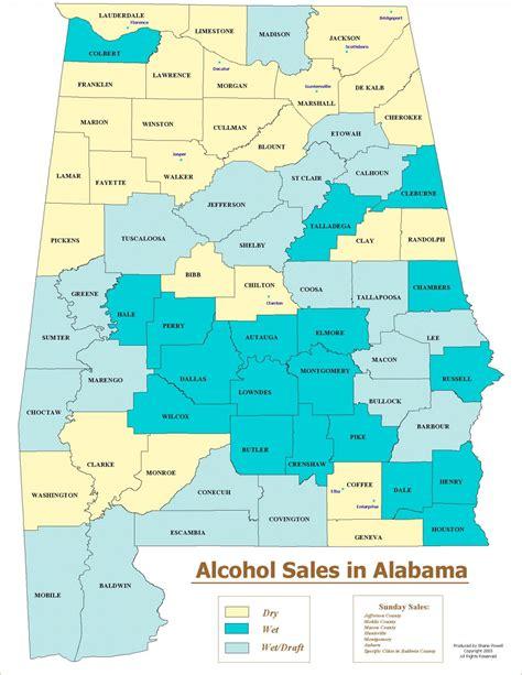 Alcohol Sales In Alabama Digital Alabama